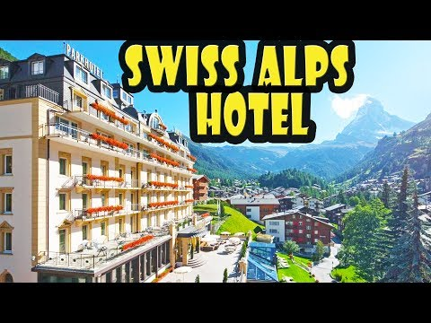 Beausite Park Hotel Wengen DETAILED Review