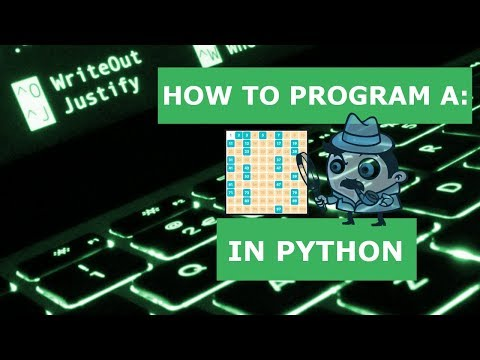 How to Program: A Prime Number Finder in Python
