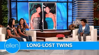 Long-Lost Twins Met After 36 Years Apart