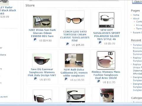Buy Designer Sunglasses Online