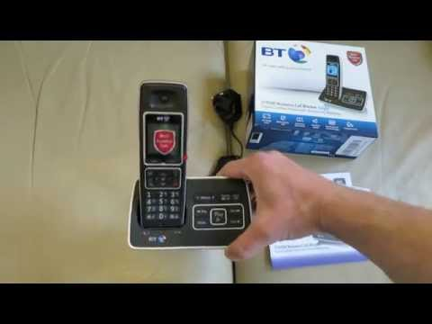 BT 6500 Cordless DECT Phone with Answer Machine and Nuisance Call Blocking Unboxing