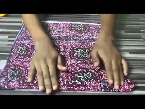 #HowTo  Make Your Own Clutch Purse Out Of Ankara - By Banke Caine