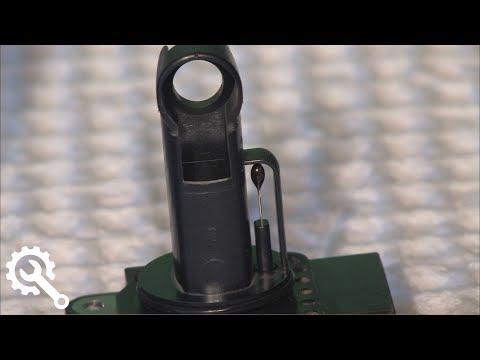 DIY  Clean Mass Air Flow Sensor on FJ Cruiser