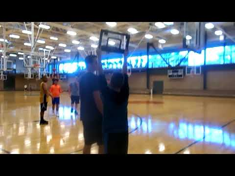 My Friend Dunks on People and Kid Gets Swatted