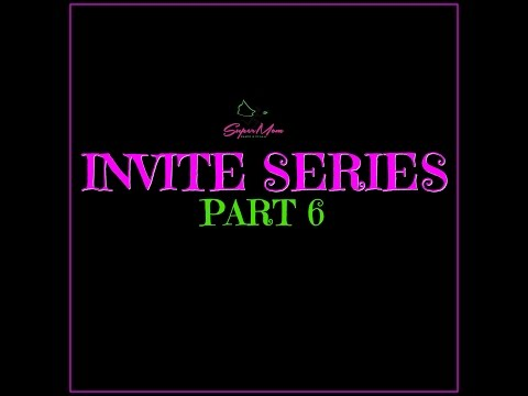 Invite Series Part 6: Growing your Team!