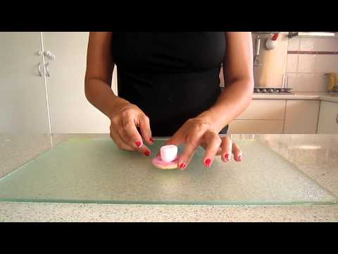 How To - Tea Cup Biscuits