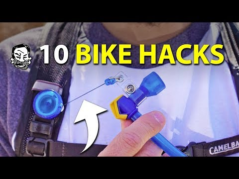 10 Hacks for MTB, Road, and Outdoors