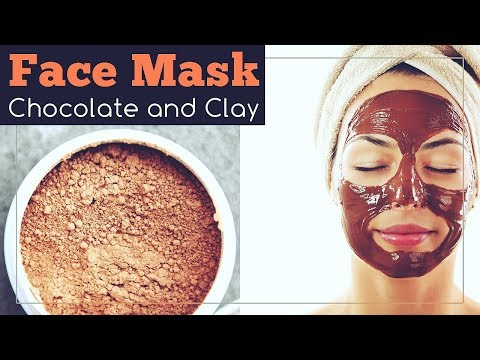 Chocolate Face Mask with Clay (Recipe and Benefits)
