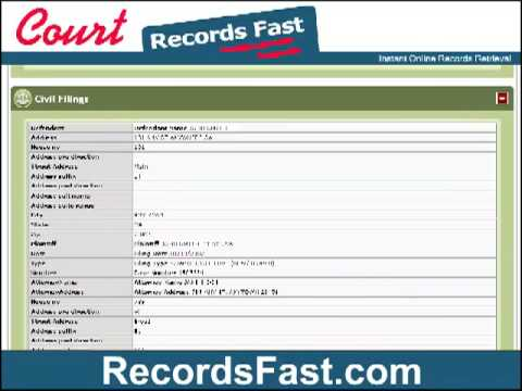 How to Find California Court Records Online Quickly