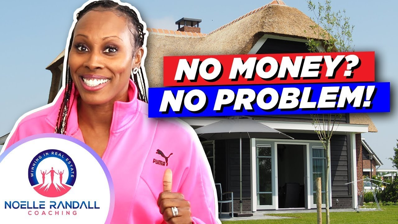 How to Buy Your First Rental Property with No Money
