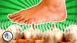 Can You Taste Garlic with Your FEET!?