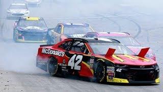 NASCAR Racing 2003 Realistic Crashes & Flips #2: Talladega