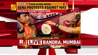 Protest Against Price Hike