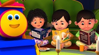 Book Friends Forever   Bob Shorts   Stories For Kids by Bob The Train
