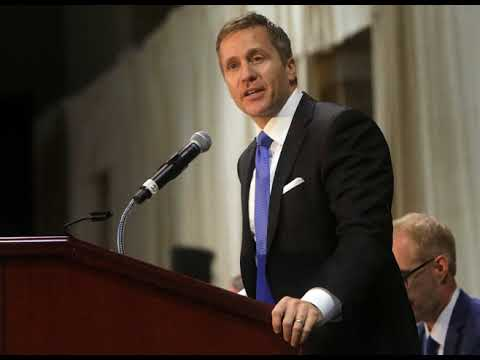 Amid A Flurry Of Signings And Pardons, Missouri Gov. Eric Greitens Officially Resigns From Office