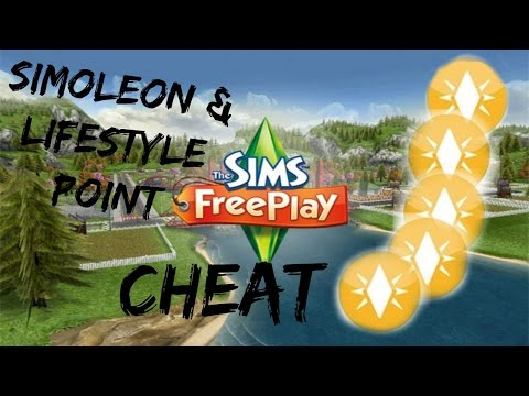 2018 HOW TO GET FREE SIMOLEONS AND LP ON SIMS FREEPLAY!!! REALLY WORKS