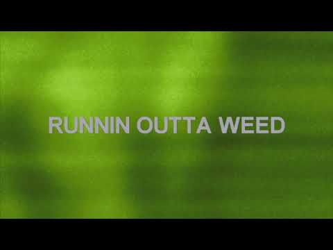 sleepy boy - runnin outta weed (prod. hijohn) // Lyrics
