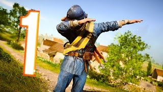 Battlefield 1 - Random & Funny Moments #18 (New Maps, Victory Dance!)