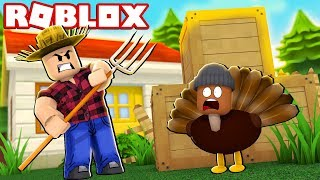 WORST ROBLOX THANKSGIVING EVER