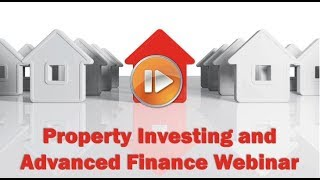 Konrad Bobilak Property Investing And Advanced Finance Webinar
