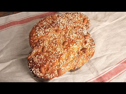 Colomba Pasquale (Easter Panettone)   Episode 1239