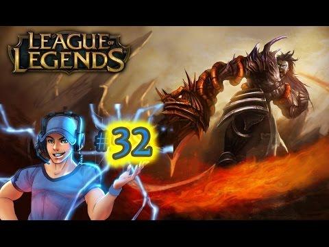 League Of Legends ARABIC Tryndamere لول رانكد : #32 من سيفوز ؟