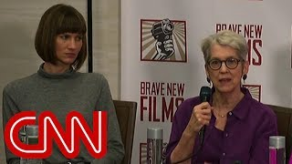 Trump accuser: President has escaped unscathed