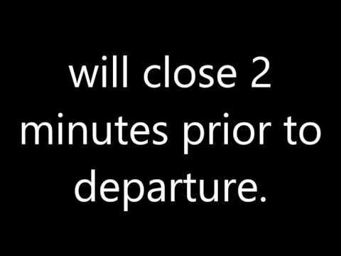 London Euston announcements part 5