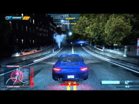 GET A SNEAK PEEK AT Need For Speed: Most Wanted (NFS001)