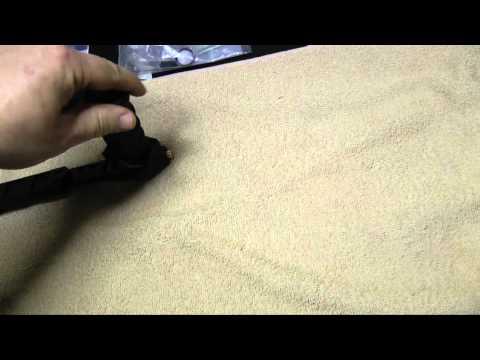 Easy DIY Video Camera Shoulder Brace Stabilizer