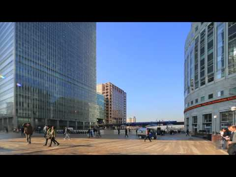 London Lifestyle Teaser - Canary Wharf