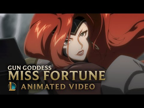 Payback is a Goddess   Gun Goddess Miss Fortune Animated Video - League of Legends