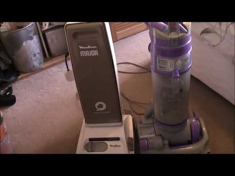 12 Vacuums in 12 Months - October! Bye Bye Moulinex, Hello Dyson!