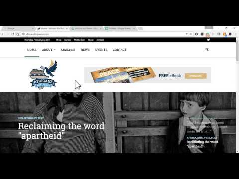 1. Wordpress - Getting Started