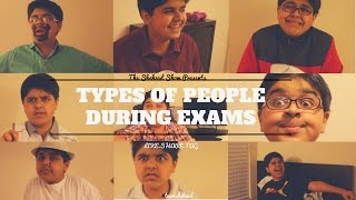 Types of People During Exams | The Shehzad Show | Pakistan