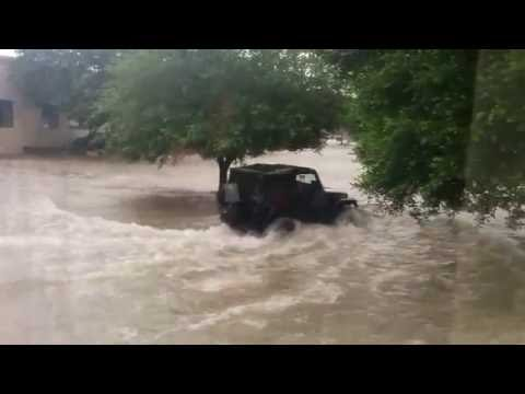 Flooding at our Austin Office Last Year