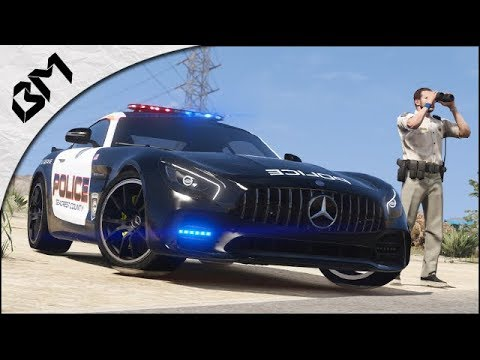 GTA 5 - LSPDFR - HIGHWAY PATROL - HOT PURSUIT POLICE - Grave accident - Patrouille 37