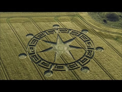 🔴Naughty Beaver Live! New Crop Circle In The UK! The Seven Chakras & Pole Shift Prophecy