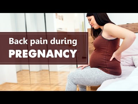 Back pain Remedies during pregnancy |  Tips | health and wellness