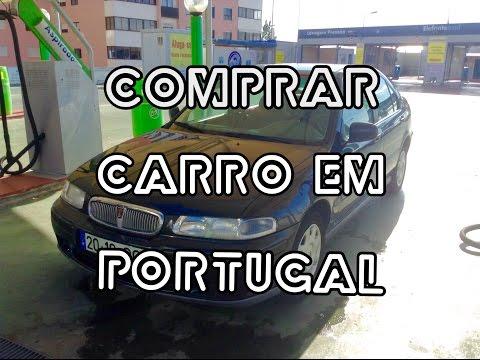Comprar carro em Portugal? Turista pode? | Morando em Portugal