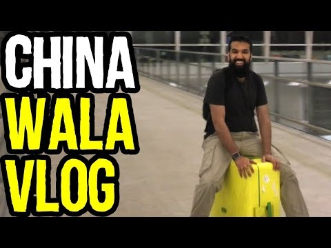 Pakistani in China Vlog | Azad Chaiwala Show