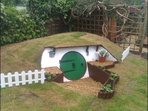 This DIY Hobbit House Will Completely Transform You Yar