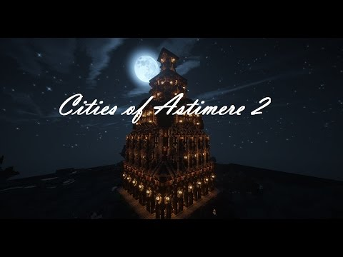 Minecraft Cinematic - Cities of Astimere 2