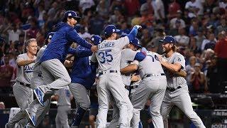 2017 NLDS Game 3 Highlights | Dodgers vs Diamondbacks ᴴᴰ