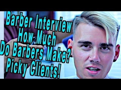 Advice To New Barbers! | Richie The Barber