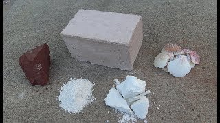 How To Make Improvised Roman Concrete (Corporal-Crete)
