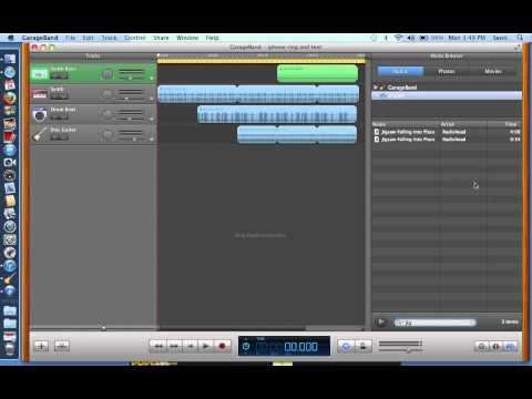 How to create custom ringtones/text alerts for iPhone iOS 6 (MacBook)