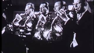 Brass Section 1950s  Film 152