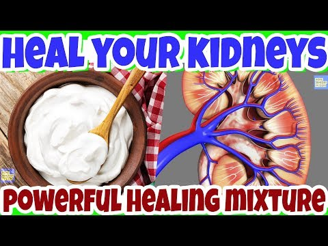 Drink BAKING SODA & Lemon Juice: POWERFUL Mixture For Healing Your KIDNEY and CURE Other DISEASES
