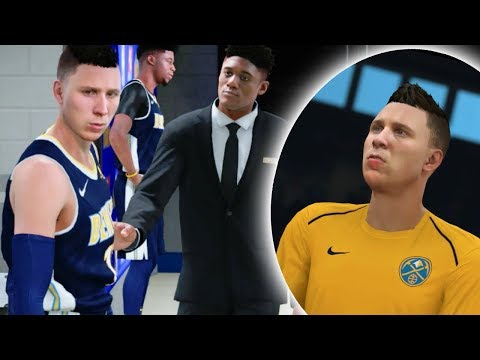 This Happens When You RETURN To Your Original Team! NBA 2K18 My Career